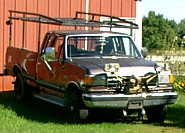 Ford F250 9-9-2004